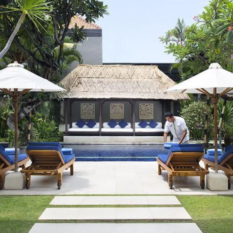 Villa Jemma - Poolside Service - Seminyak, Bali