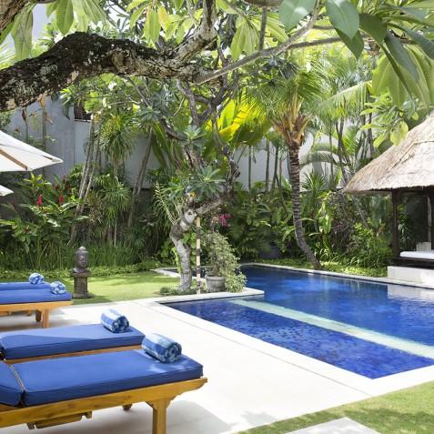 Villa Jemma - Poolside - Seminyak, Bali