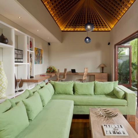 Villa Joss - Entertainment Room - Seminyak, Bali