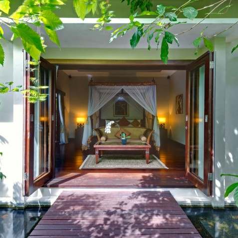 Villa Kalimaya I - Guest Pavilion Bedroom 1 - Seminyak, Bali