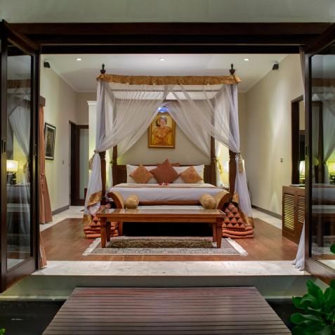 Villa Kalimaya I - Guest Pavilion Bedroom 3 - Seminyak, Bali