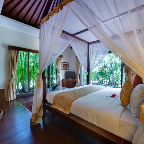 Villa Kalimaya I - Guest Pavilion Bedroom 2 - Seminyak, Bali