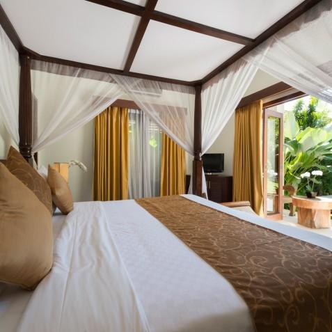Villa Kalimaya II - Master Bedroom - Seminyak, Bali