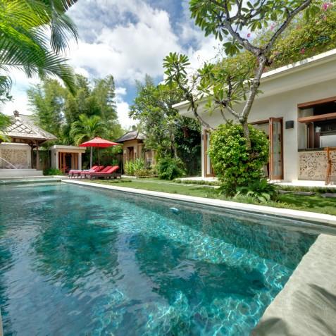 Villa Kalimaya II - Pool View - Seminyak, Bali
