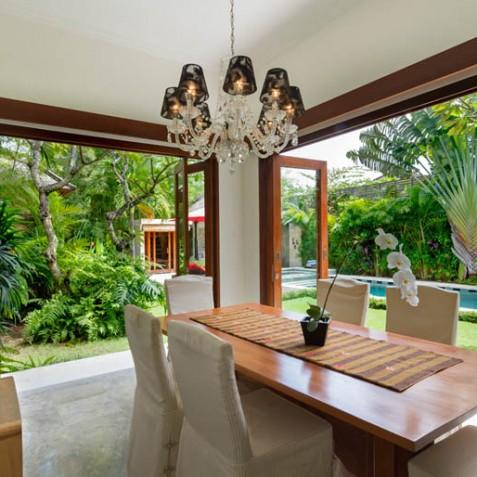Villa Kalimaya III - Dining Area - Seminyak, Bali