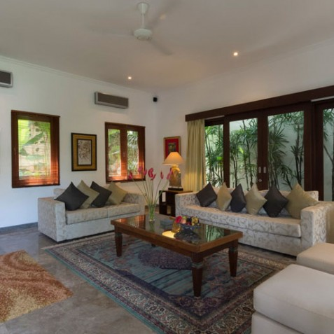 Villa Kalimaya III - Living Area - Seminyak, Bali