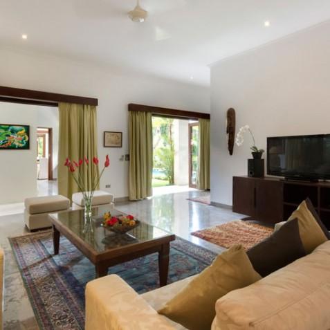 Villa Kalimaya III - Living Room - Seminyak, Bali
