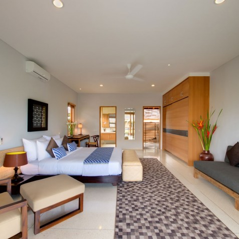 Villa Kinara - Guest Bedroom Four - Seminyak, Bali