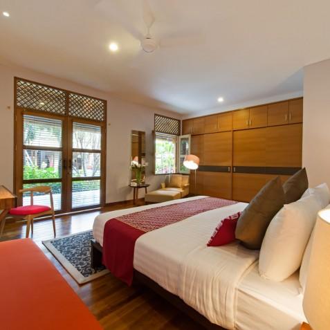 Villa Kinara - Guest Bedroom One - Seminyak, Bali