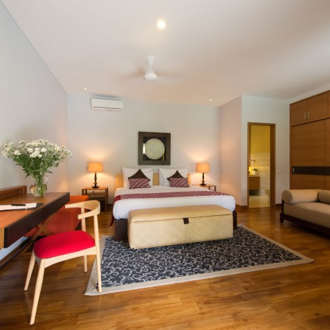 Villa Kinara - Guest Bedroom Two - Seminyak, Bali
