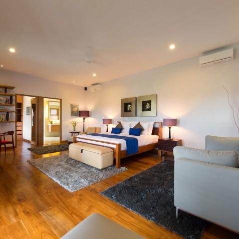 Villa Kinara - Master Bedroom - Seminyak, Bali