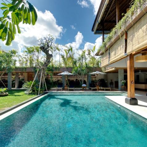 Villa Kinara - Pool - Seminyak, Bali