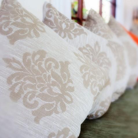 Villa Lataliana I - Cushion Details - Seminyak, Bali