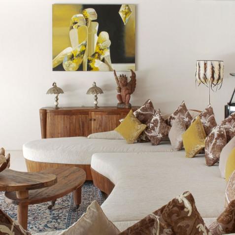 Villa Lataliana I - Living Room - Seminyak, Bali