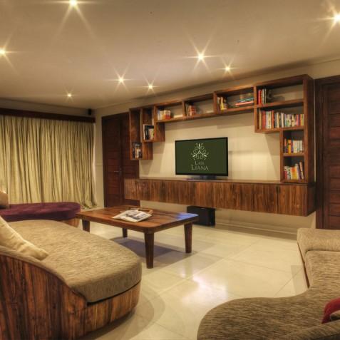 Villa Lataliana I - Media Room - Seminyak, Bali