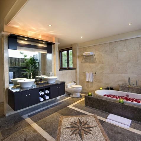 Villa LeGa Bali - Second Master Bathroom - Seminyak, Bali