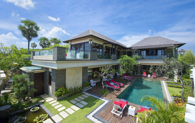 Villa LeGa Bali - Villa Overview - Seminyak, Bali
