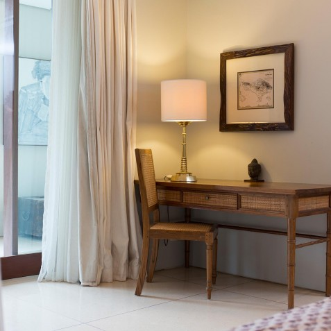 Villa Lilibel Bali - Master Bedroom Writing Desk - Seminyak, Bali