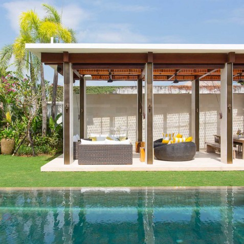 Villa Lilibel Bali - Pool and Outdoor Living - Seminyak, Bali