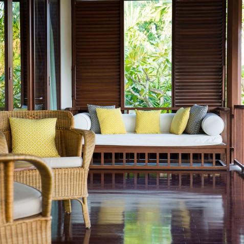 Villa Lilibel Bali - Upstairs Sitting Room - Seminyak, Bali