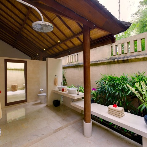 Villa Maharaj - Guest Bedroom Two Ensuite - Seminyak, Bali