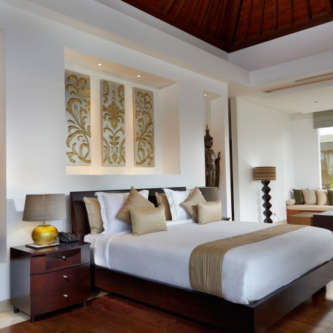Villa Malaathina Bali - Bedroom Three - Seminyak, Bali