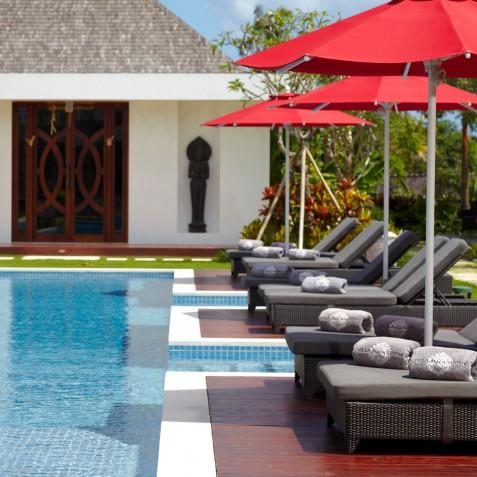 Villa Malaathina Bali - Poolside - Seminyak, Bali