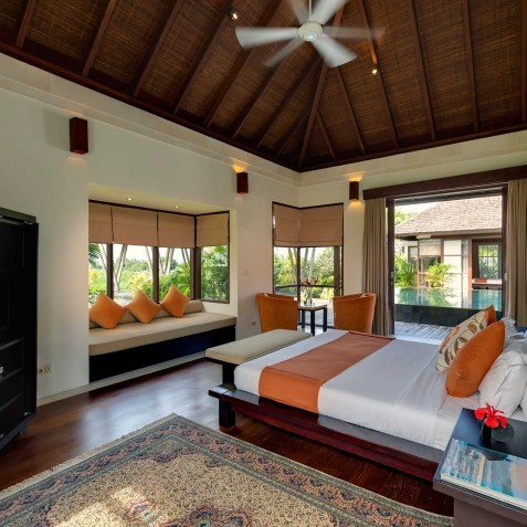 Villa Mandalay Bali - Second Guest Suite - Seseh-Tanah Lot