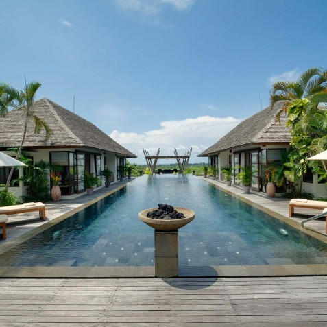 Villa Mandalay Bali - Pool - Seseh-Tanah Lot