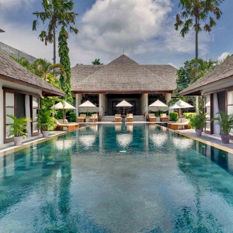 Villa Mandalay Bali - Pool and Villa - Seseh-Tanah Lot