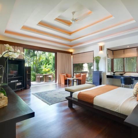 Villa Mandalay Bali - Master Bedroom - Seseh-Tanah Lot