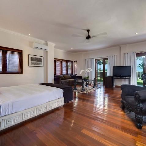 Villa Manis Bali - Guest Pavilion Bedroom Two - Canggu, Bali