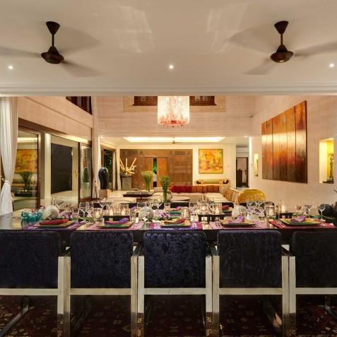 Villa Manis Bali - Dining Area - Canggu, Bali