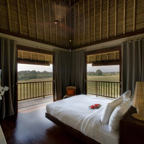 Villa Mary Bali - Guest Suite View - Pantai Lima, Canggu, Bali