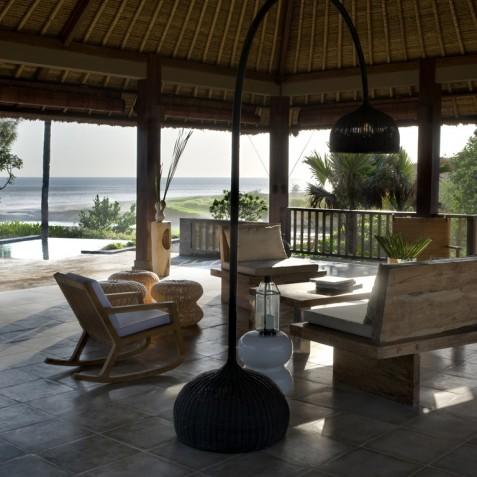 Villa Mary Bali - Living Area - Pantai Lima, Canggu, Bali