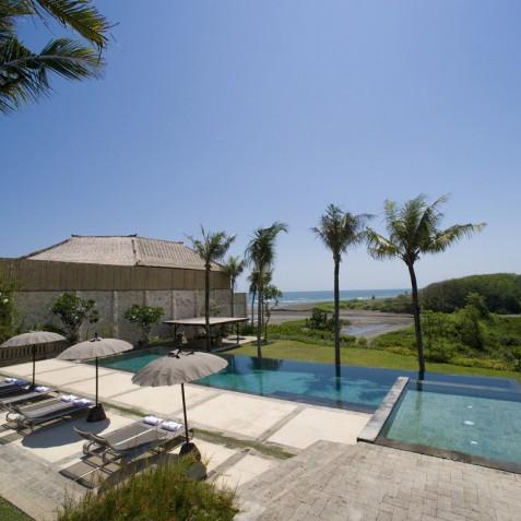 Villa Mary Bali - Pool and Beach View - Pantai Lima, Canggu, Bali