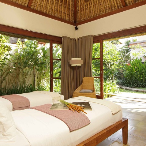 Villa Melissa Bali - Garden Twin Suite - Pantai Lima, Canggu, Bali