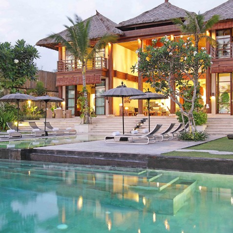 Villa Melissa Bali - Villa at Dawn - Pantai Lima, Canggu, Bali