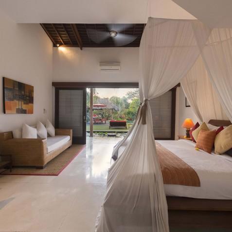 Villa Paloma Bali - Guest Bedroom One - Canggu, Bali