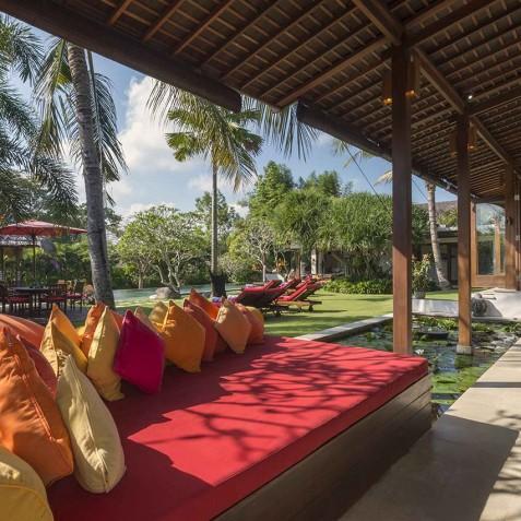 Villa Paloma Bali - Guest Bedroom Terrace - Canggu, Bali