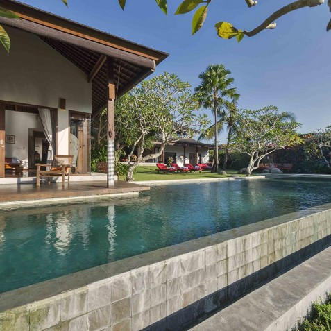 Villa Paloma Bali - The Pool - Canggu, Bali