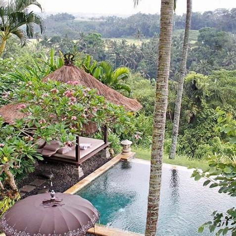 Villa Ria Sayan Bali - Ubud, Bali, Indonesia