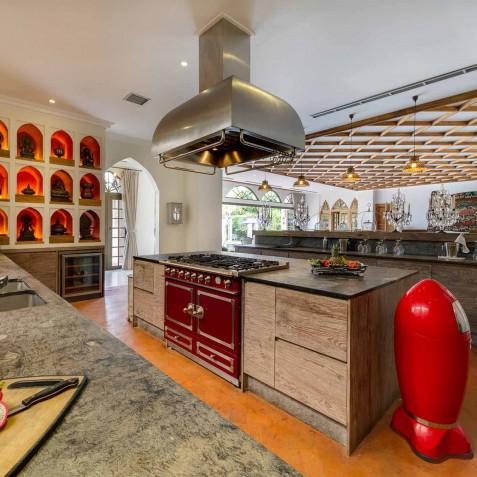 Villa Sayang d'Amour - Kitchen - Seminyak, Bali