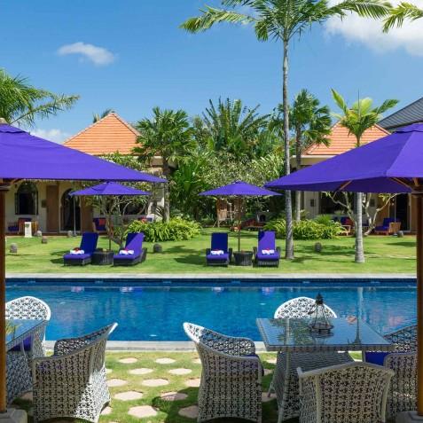 Villa Sayang d'Amour - Pool Living - Seminyak, Bali