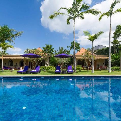 Villa Sayang d'Amour - Pool and Guest Wing - Seminyak, Bali