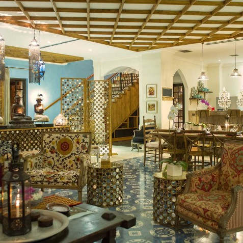 Villa Sayang d'Amour - Stylish Dining - Seminyak, Bali