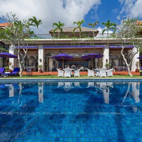 Villa Sayang d'Amour - The Pool - Seminyak, Bali