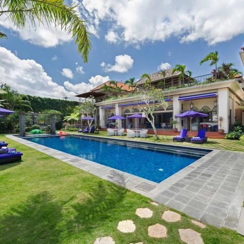 Villa Sayang d'Amour - The Villa - Seminyak, Bali