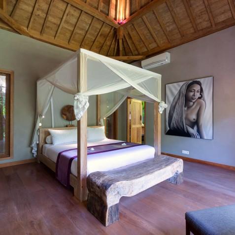 Villa Shambala - Bedroom 1 - Seminyak, Bali