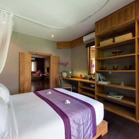 Villa Shambala - Bedroom 4 - Seminyak, Bali